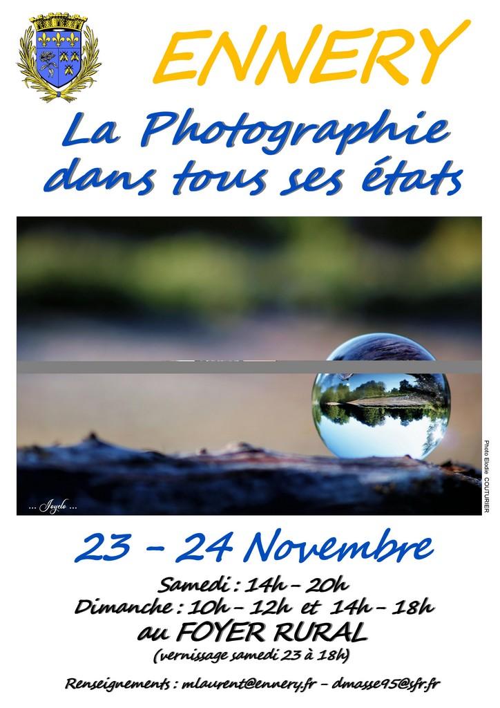 ENNERY La photographie dans tous ses états 23-24 novembre 2019