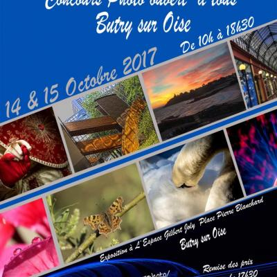 Festival  Photo 14 et 15 octobre 2017 Butry sur Oise