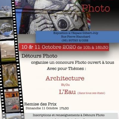 4e Festival de Butry sur Oise 10 et 11 octobre 2020