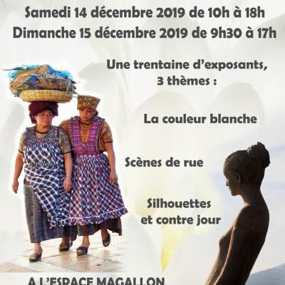 Expo J.H Lartigue l'Isle Adam 2019, 14 et 15 décembre 2019
