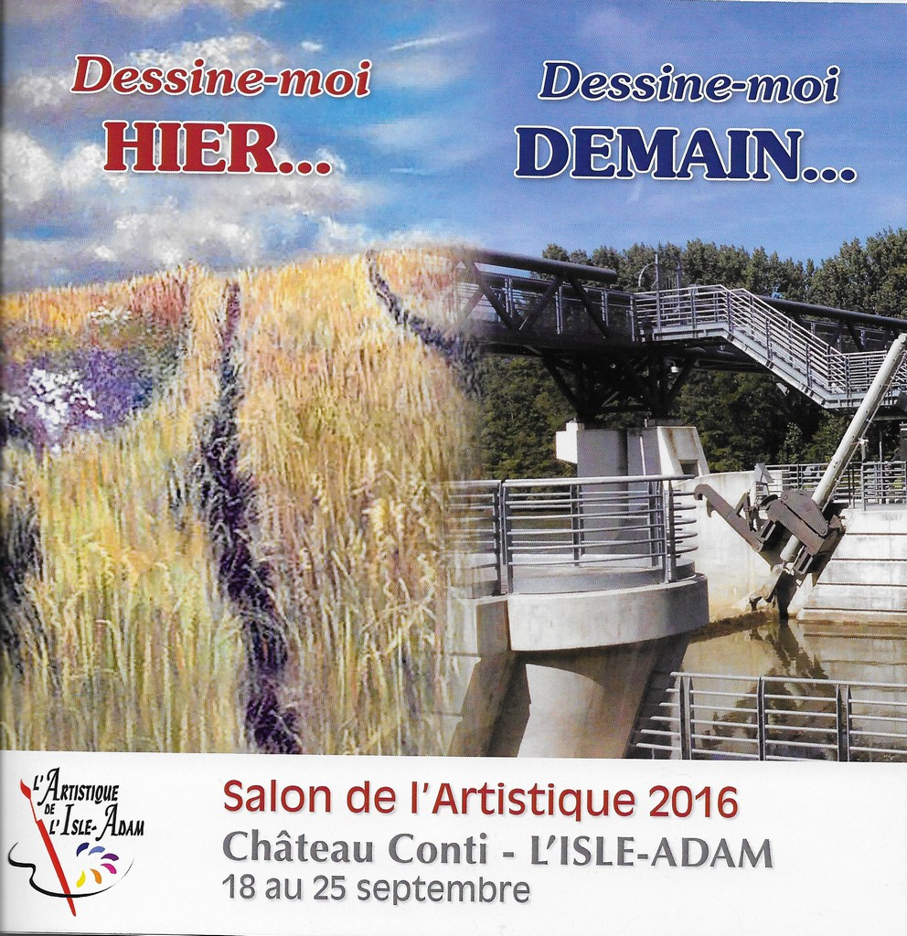 Expo l'artistique de l'Isle Adam 2016 Isle Adam (septembre 2016)