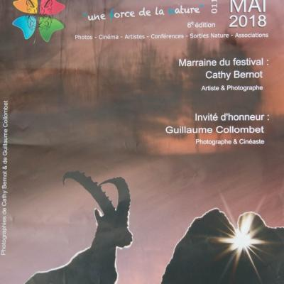 Festival Nature de l'Ain 04,05,06 Mai 2018