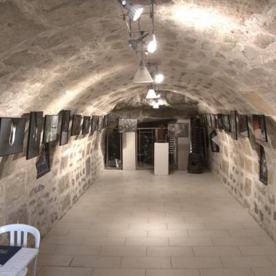 Expo La cave du pressoir  AUVERS SUR OISE 13 et14 mai 2017