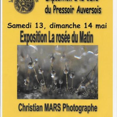 Auvers sur Oise 13 et 14 mai 2017