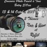 Festival photo de Butry sur Oise 13 et 14 octobre 2018 thèmes: Noir et Blanc et Reflet